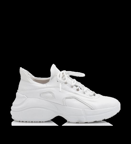 Shoe Biz Copenhagen, Chen Sneaker, White