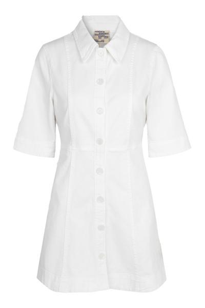 Baum und Pferdgarten, Abera Dress, Bright White