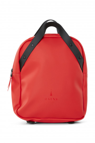 Rains, Backpack Go, Red
