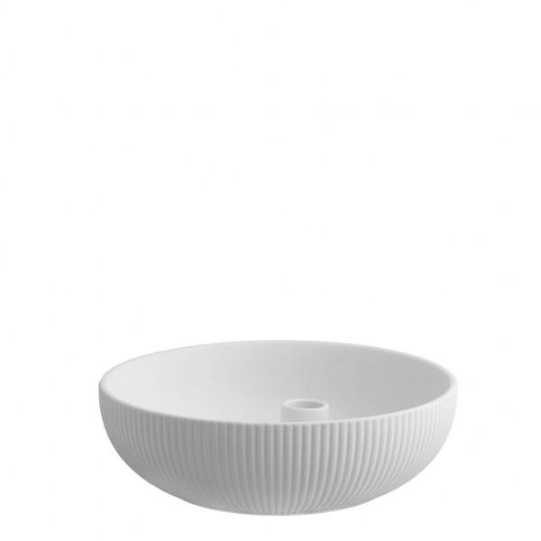 Lidatorp Jubiläum - weißer Kerzenhalter - Large