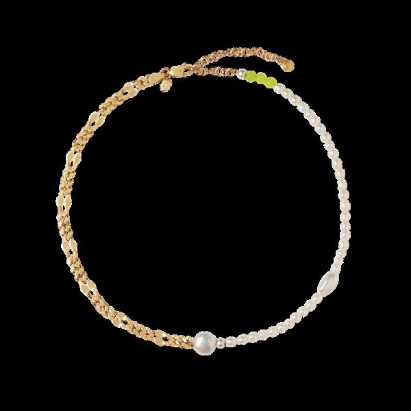 Maria Black, Positano Necklace Gold HP