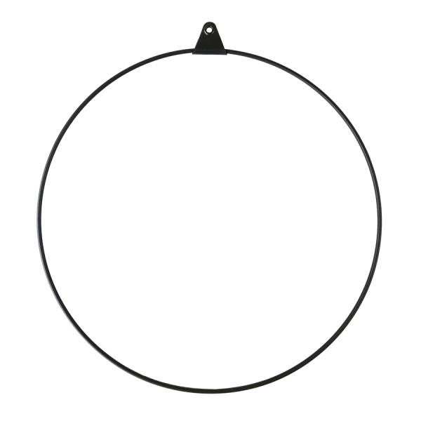 Strups, Small Ring, Black (33cm)
