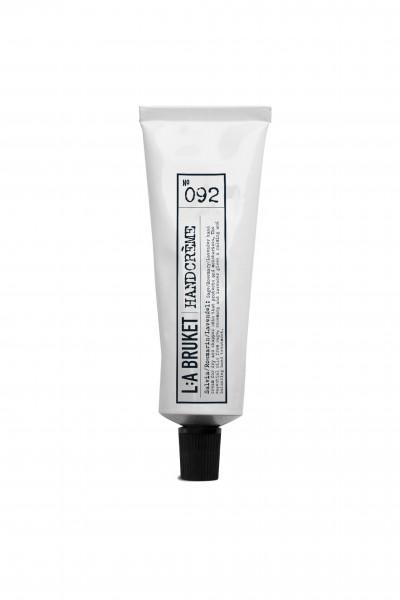 "L:A Bruket, No.092 ""Hand Cream"" Sage/Rosemary/Lavender 30 ml"