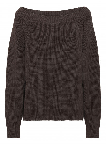 Blanche, Hybrid LS Knit