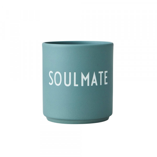 Design Letters, Favourite cups, SOULMATE