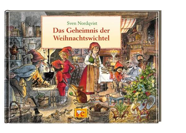 Das Geheimnis der Weihnachtswichtel