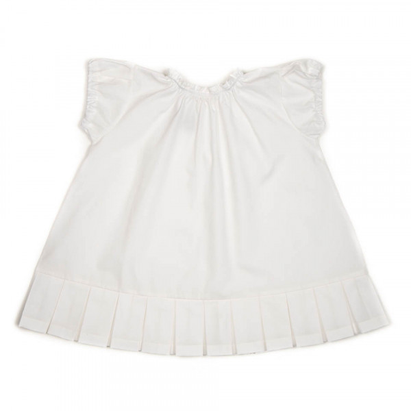Huttelihut, Nancy Dress, White