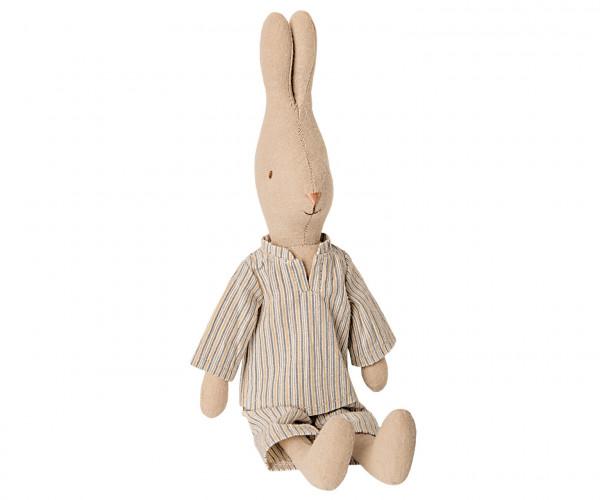 Maileg, Rabbit size 2, Pyjamas