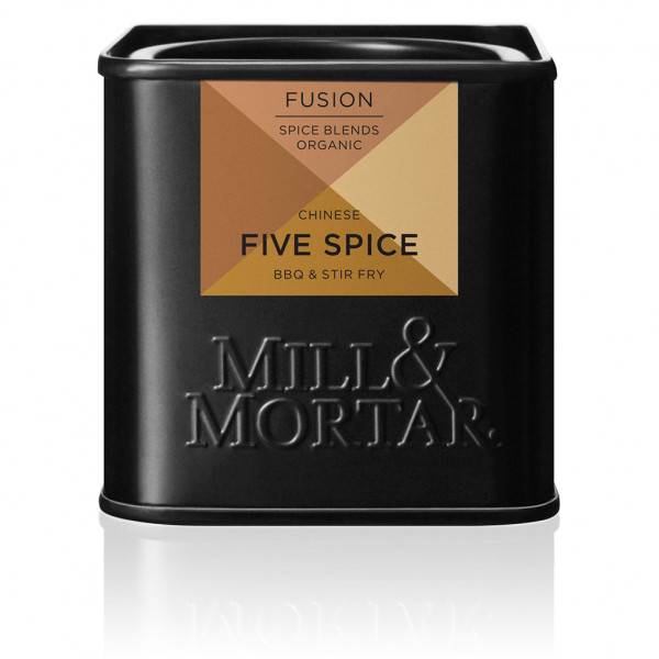 Mill&Mortar, Five Spices, Org. 50g