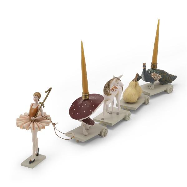 Konges Sløjd, Geburtstagszug - Ballerina
