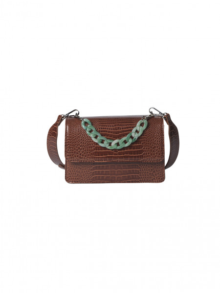 BECK SÖNDERGAARD Bright Maya Bag - Brown Sugar