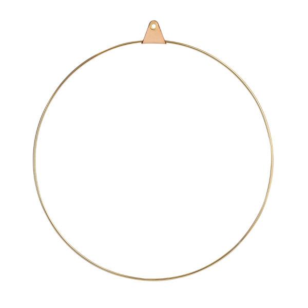 Strups, Small Ring, Brass (33cm)