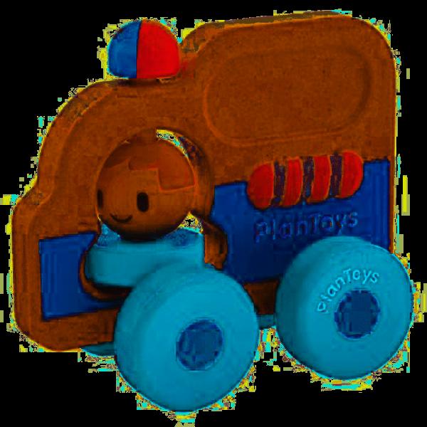 "Plan Toys ""Rescue Car"""