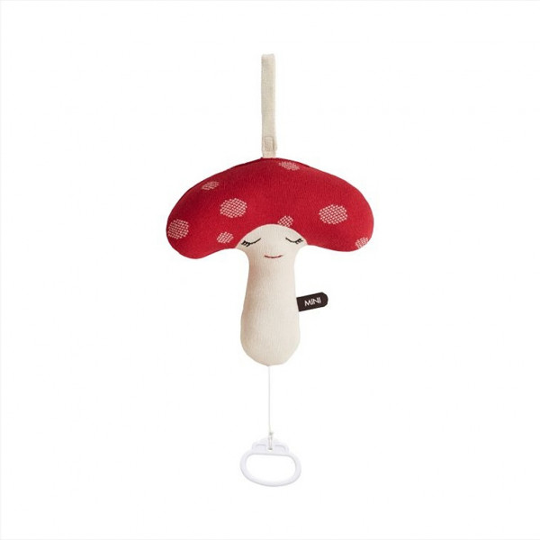 OYOY, Mushroom Music Mobile, Red