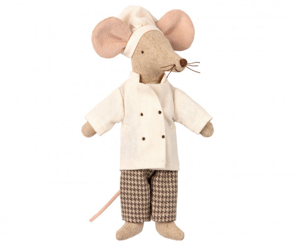 """Maileg """"Chef Clothes for Mouse"""""""
