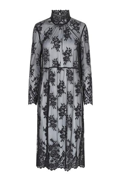 Baum, Akala Lace Dress, Black