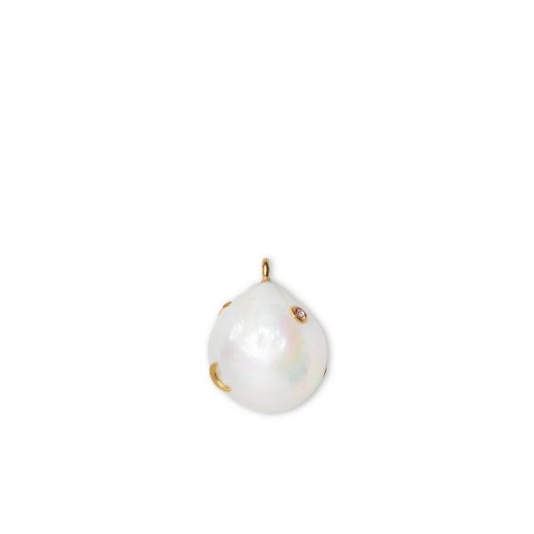 Jane Kønig, Baroque Pearl Pendant