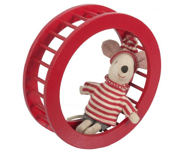"Maileg ""Mouse Wheel"""
