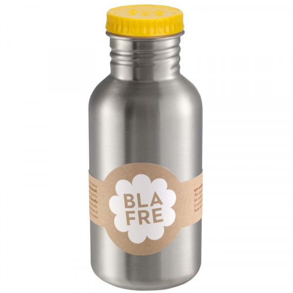 "BLA FRE ""Steel bottle"" 500ml, Yellow"