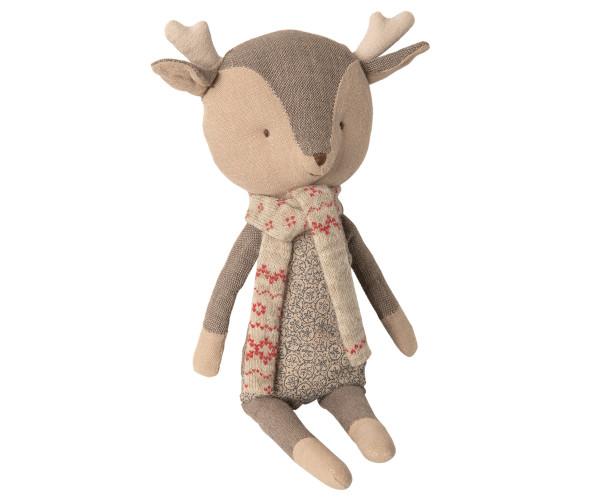 Maileg, Winter friends, Reindeer - Boy