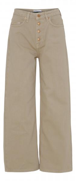 BLANCHE Alia Clean Pants Jeans, Light Wood