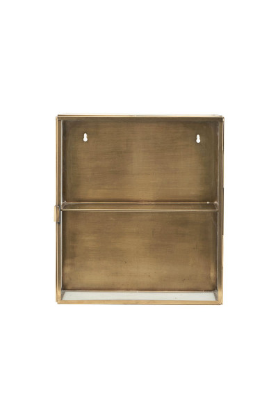 House Doctor, Cabinet, Glass, Brass