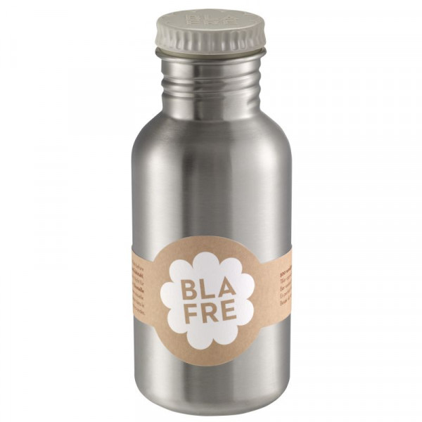 "BLA FRE ""Steel Bottle"" Grey, 500ml"
