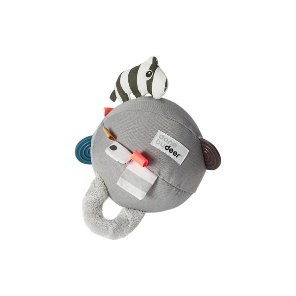 """Done By Deer """"Activity ball"""" grey"""