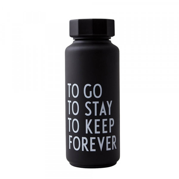 Design Letters, Thermo/Insulated Bottle Special Edition
