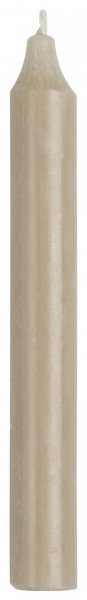 Ib Laursen - Stabkerze, 18cm, Sand