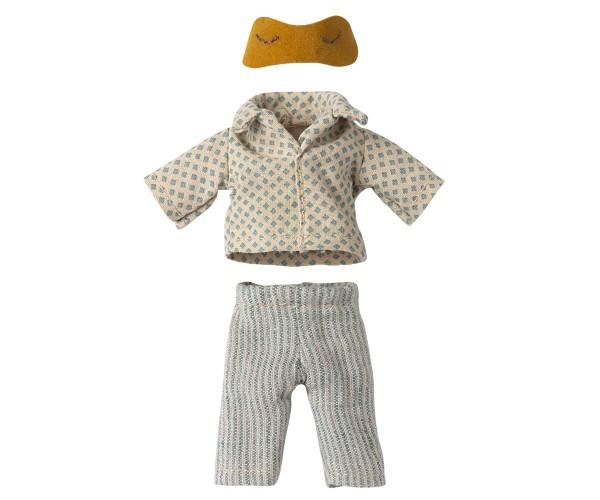 Maileg, Pyjama für Papa Maus