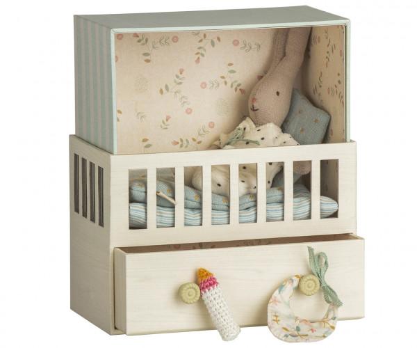 Maileg Baby room Micro rabbit