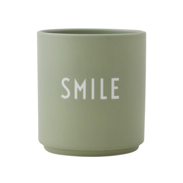 Design Letters, Favourite cups, SMILE