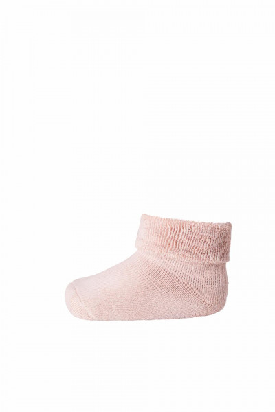 mp, Cotton Baby Sock, Rose Dust
