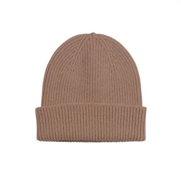 Colorful Standard, Merino Wool Hat, Sahara Camel