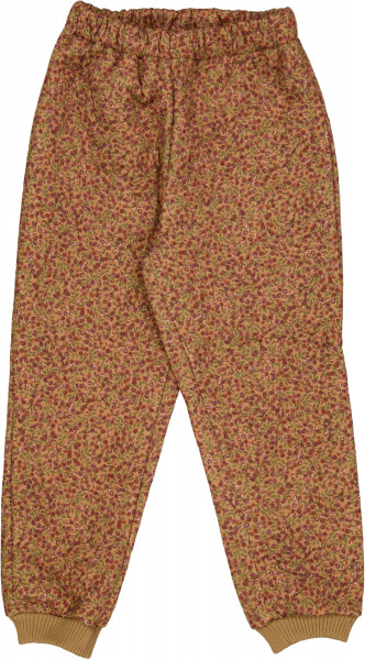 WHEAT, Alex Thermo Pants, Berries (98-140)