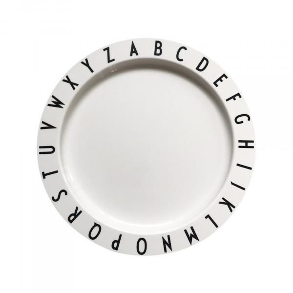 Design letters, EAT&LEARN Plate