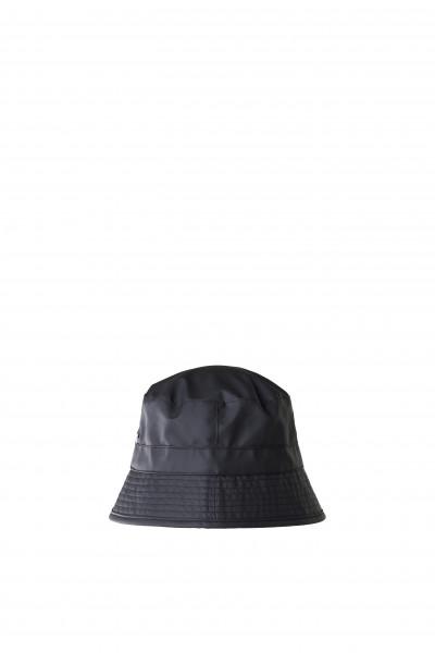 Rains, Bucket Hat, Black