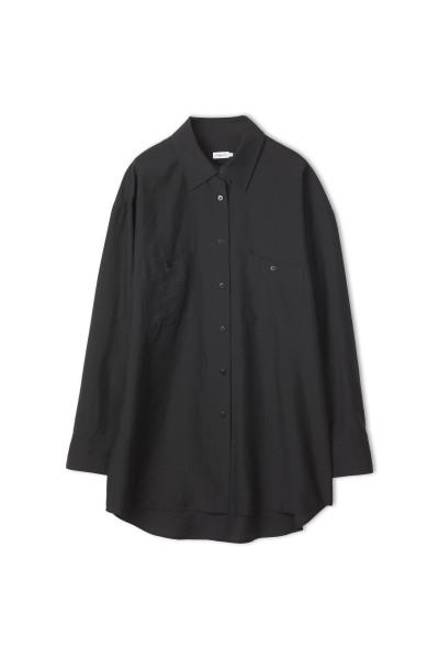 Filippa K, Sandie Shirt, Black