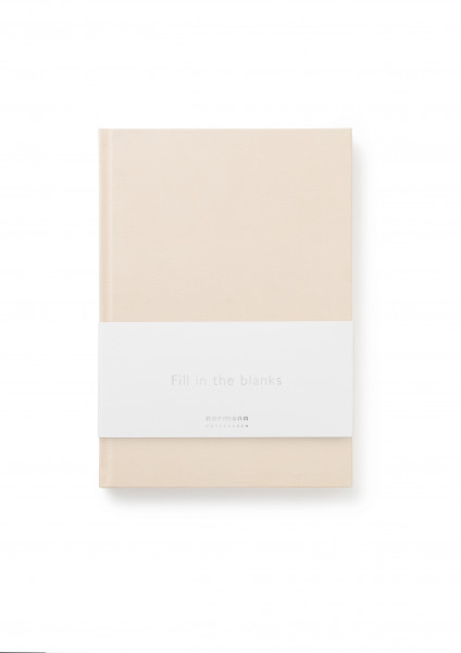 Normann, Notebook Small Light Pink