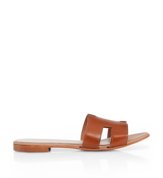 Shoe Biz Copenhagen, Claire, Cognac