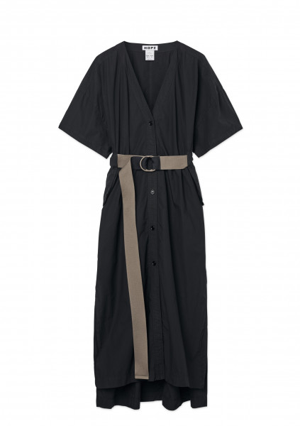 HOPE Flow Kaftan, Black