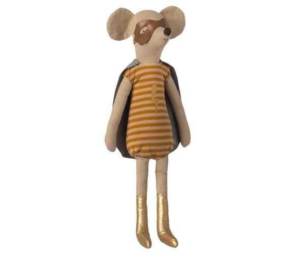 Maileg, Super Hero Mouse, Maxi Girl