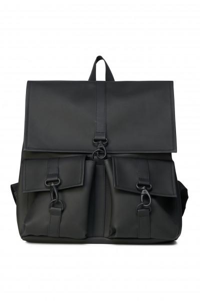 Rains, MSN Cargo Bag, Black