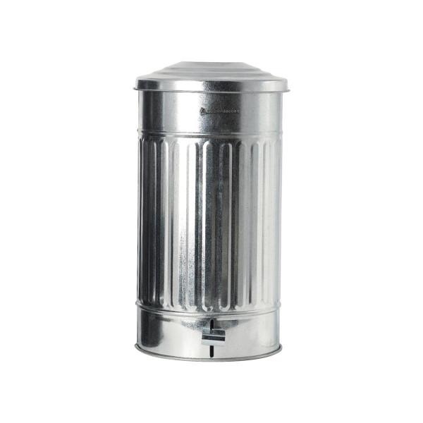 House Doctor, Garbage Bin, Zinc, 24 Liters