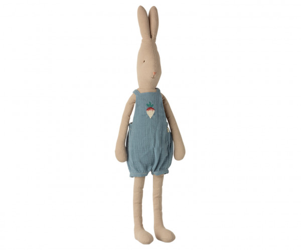 Maileg, Rabbit size 4, Overalls