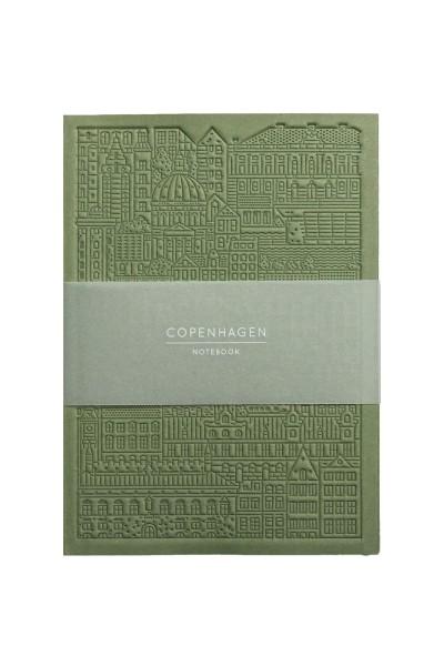 The City Works, Das Kopenhagen Notizbuch | Grün