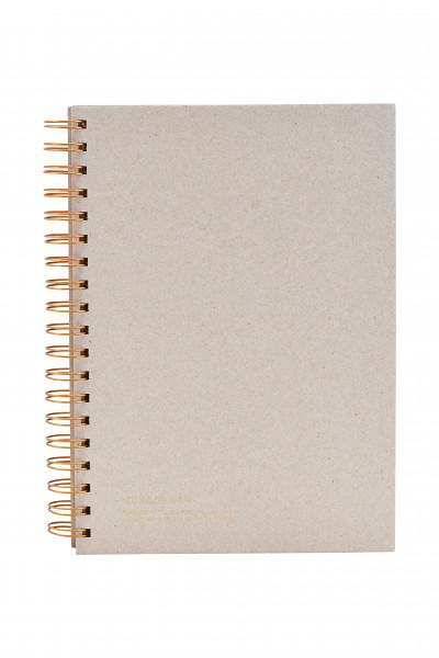 monograph, Notiz-Ringbuch, 180 Seiten