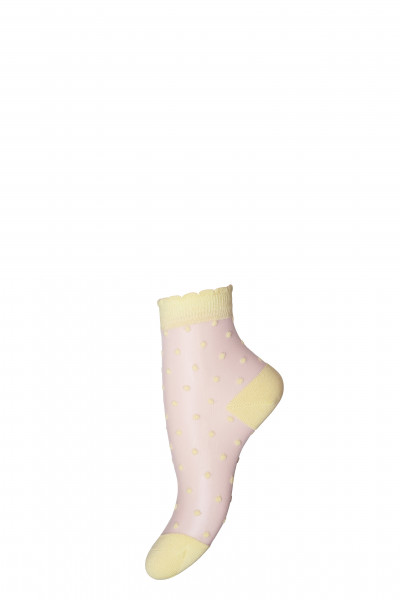 mp Denmark, Ankle Aida Socks, Yellow