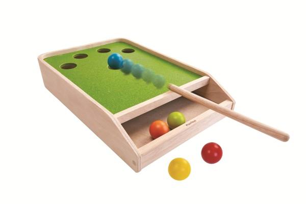 Plan Toys, Bälle schießen